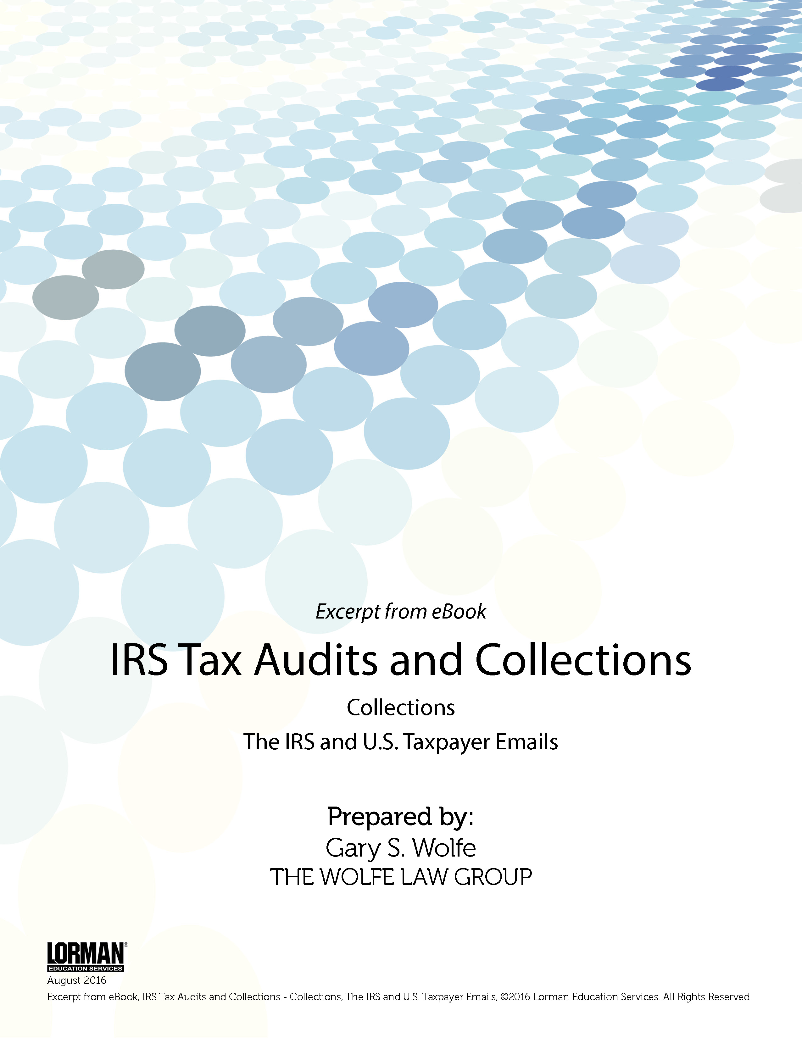 IRS Tax Audits and Collections: Collections, The IRS and U.S. Taxpayer Emails