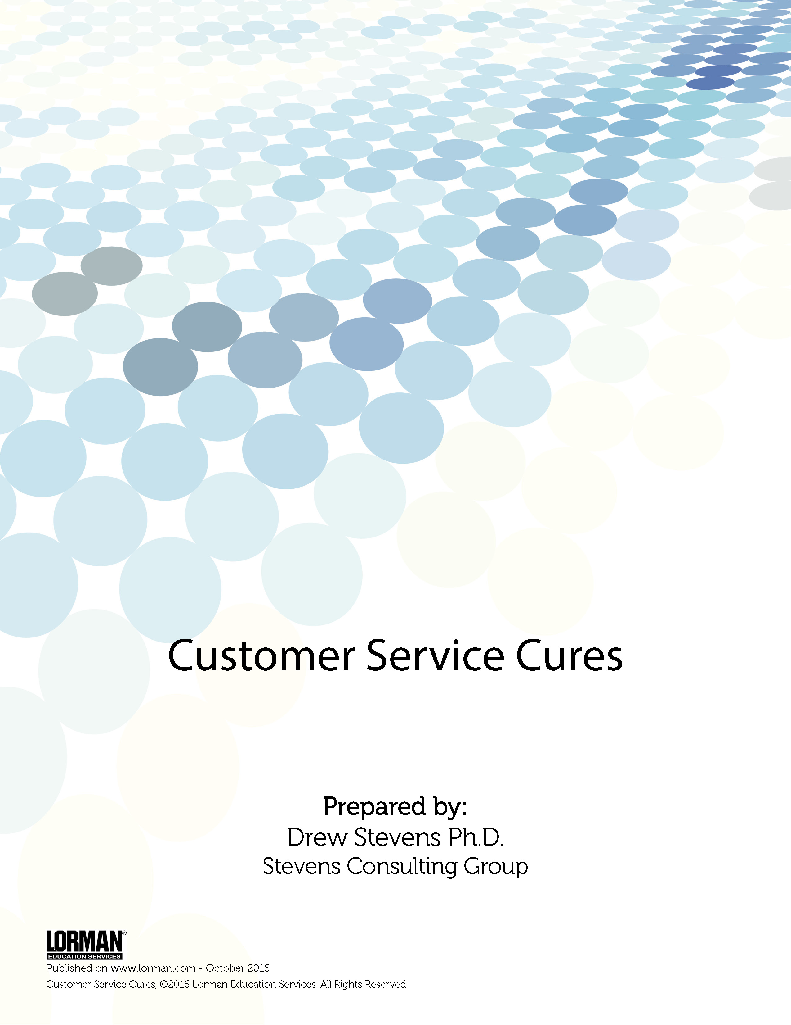 Customer Service Cures