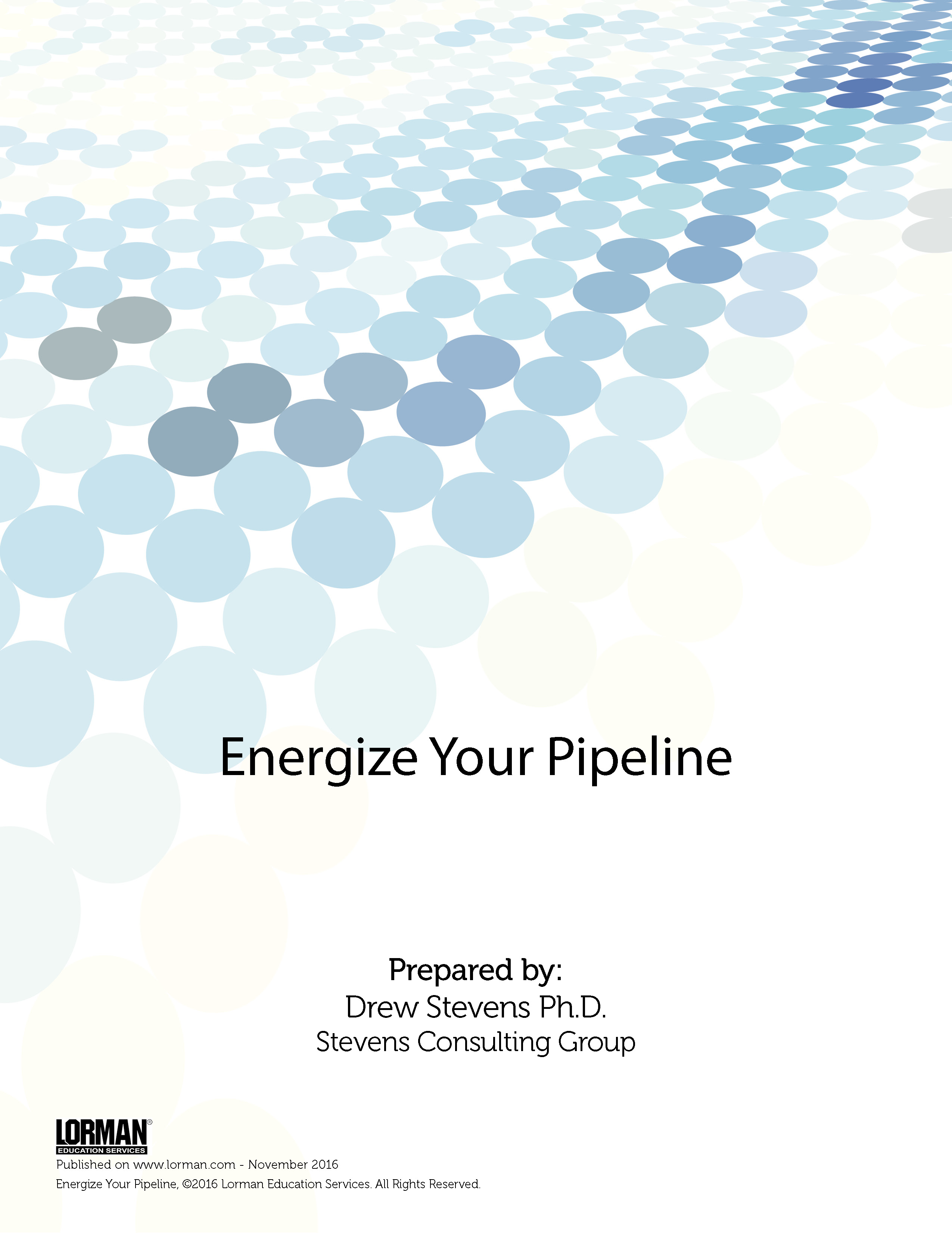 Energize Your Pipeline