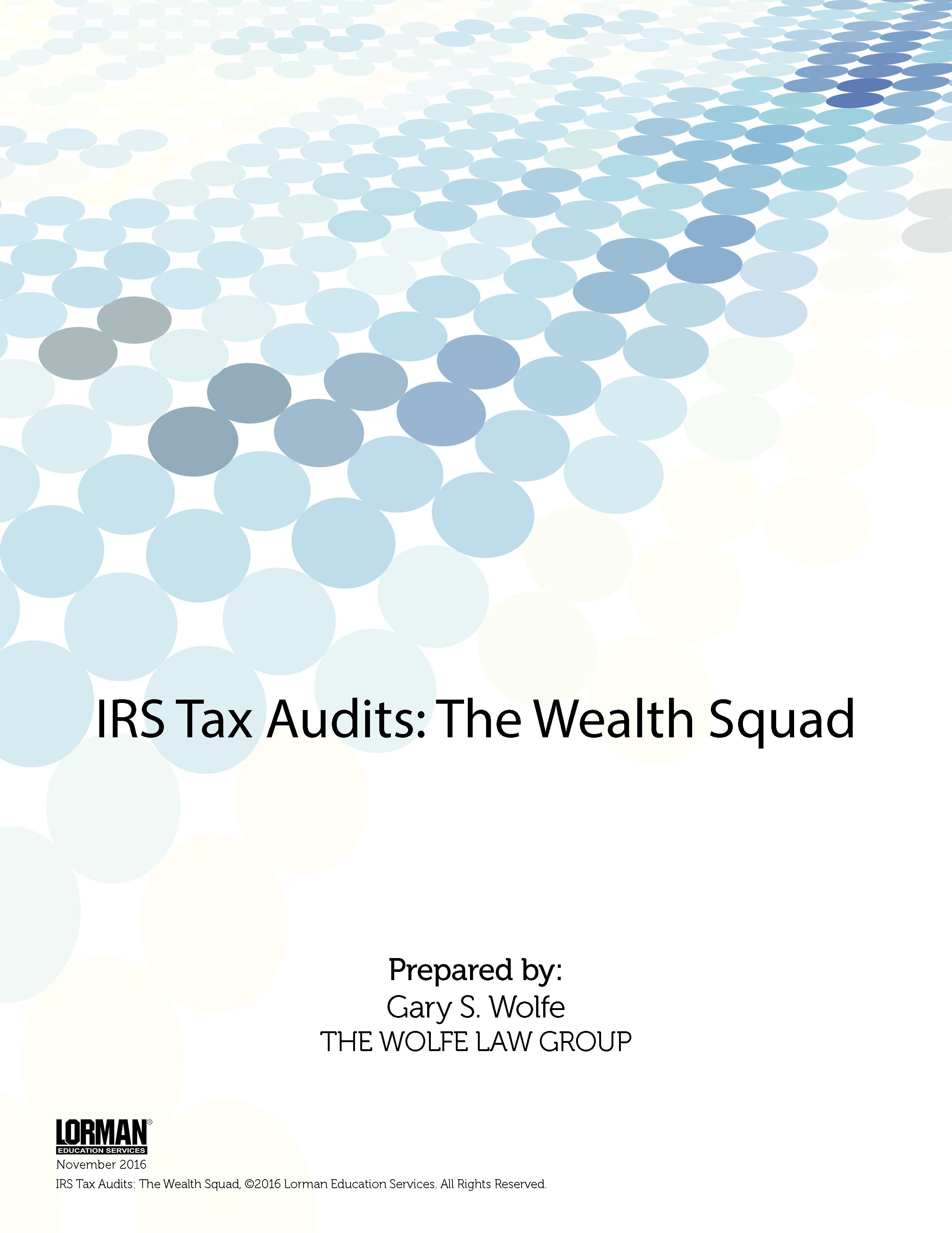 IRS Tax Audits - The Wealth Squad