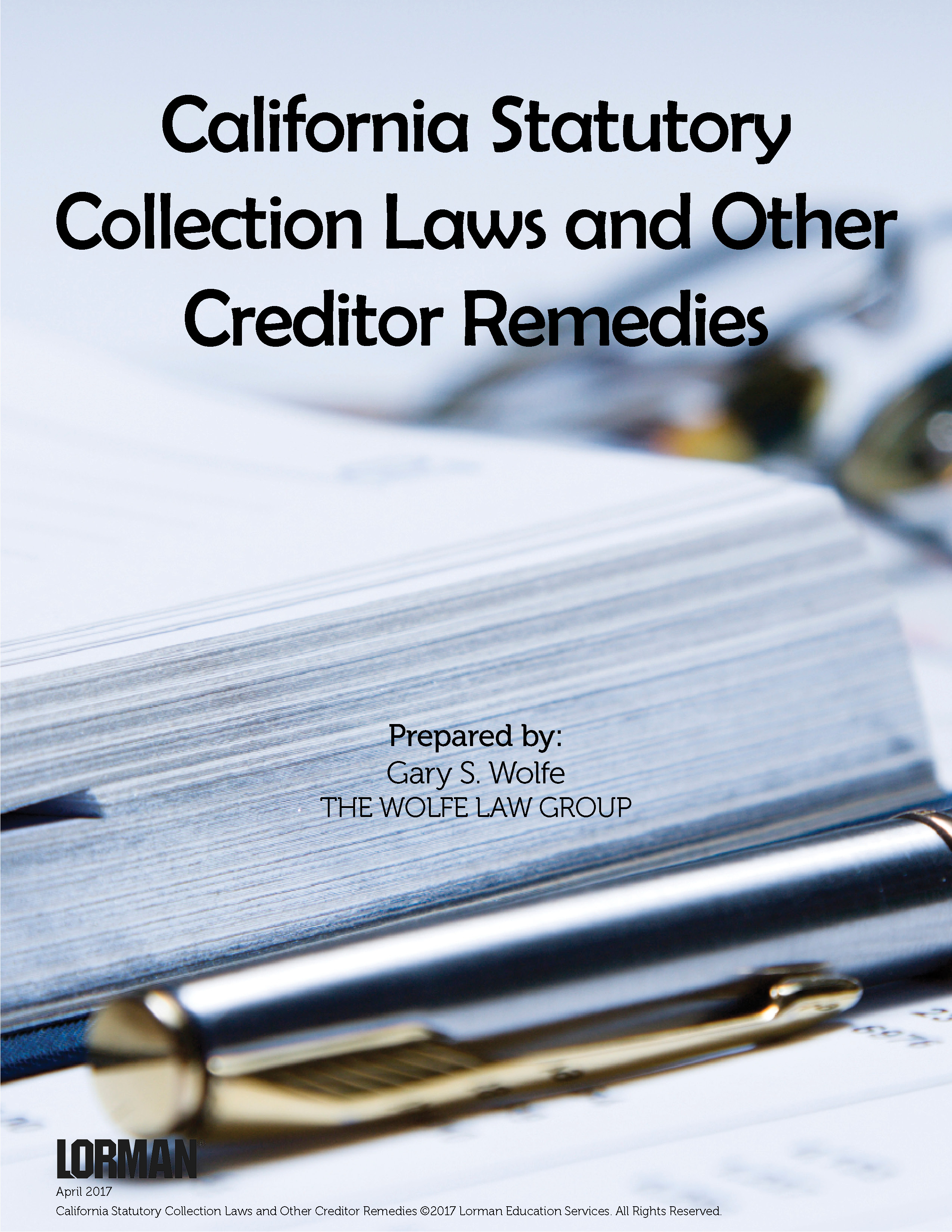 California Statutory Collection Laws
