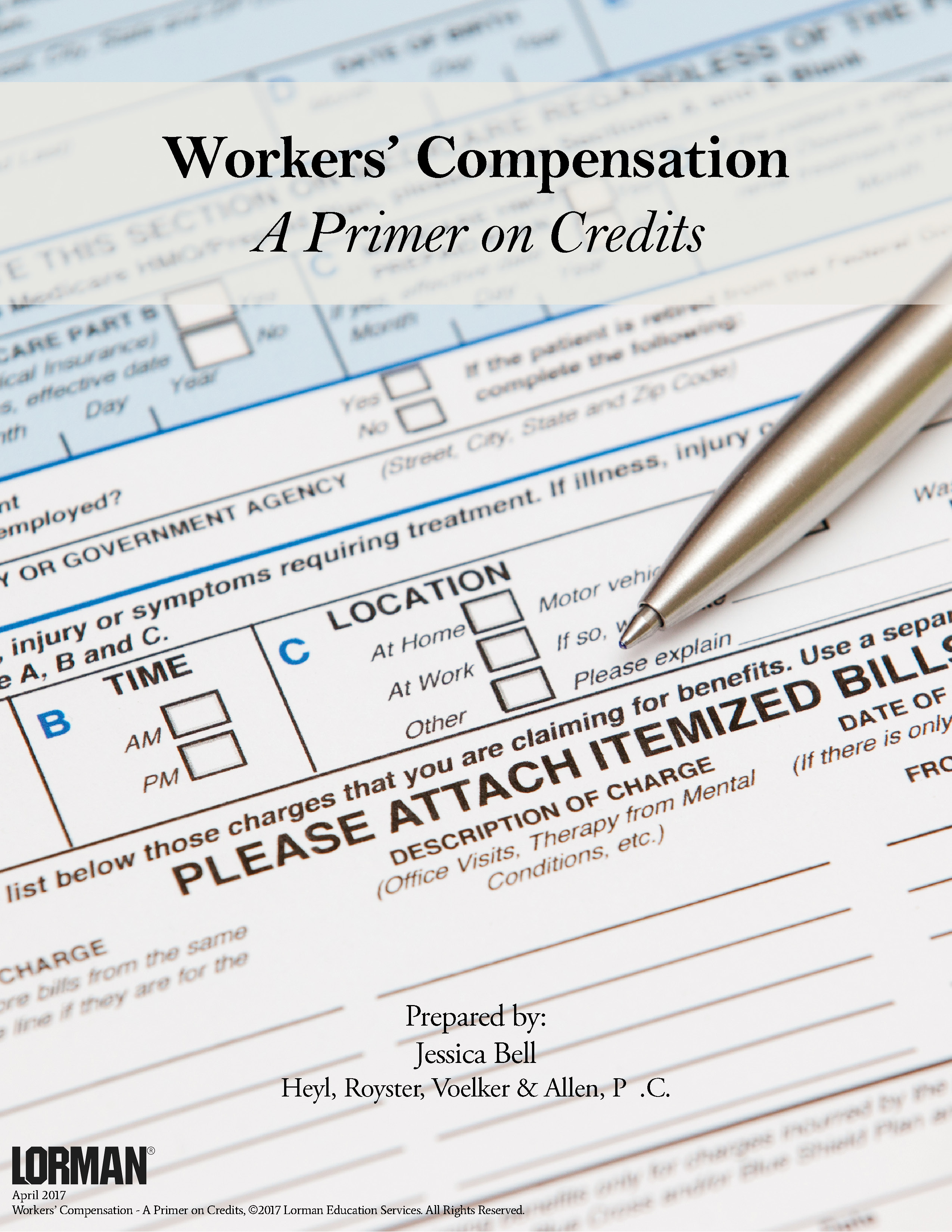 Workers\' Compensation - A Primer on Credits — White Paper | Lorman ...