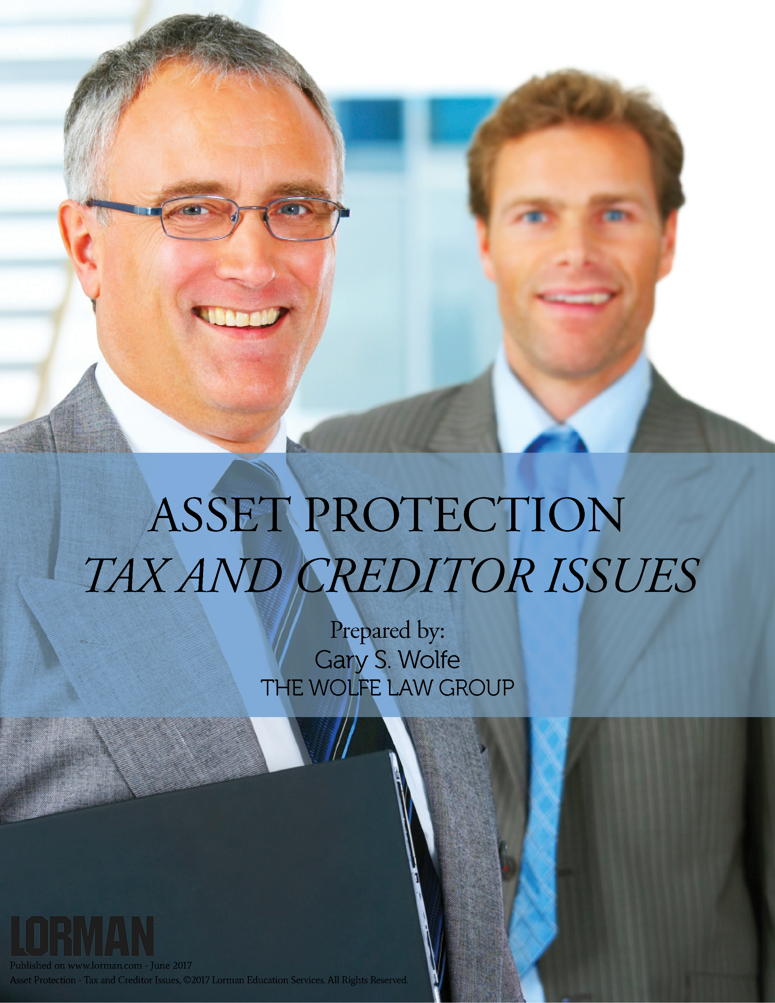Asset Protection - Tax and Creditor Issues