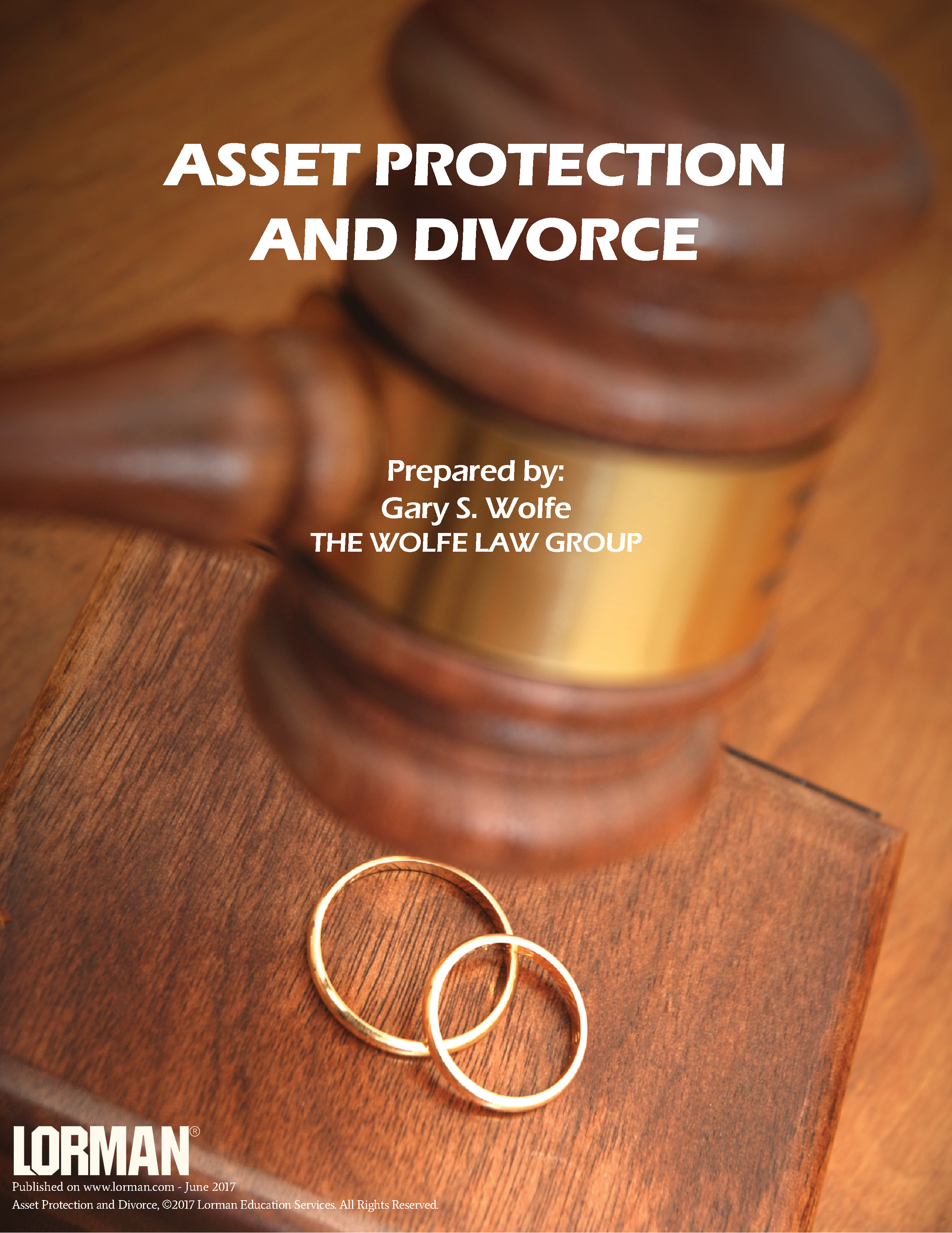 Asset Protection and Divorce