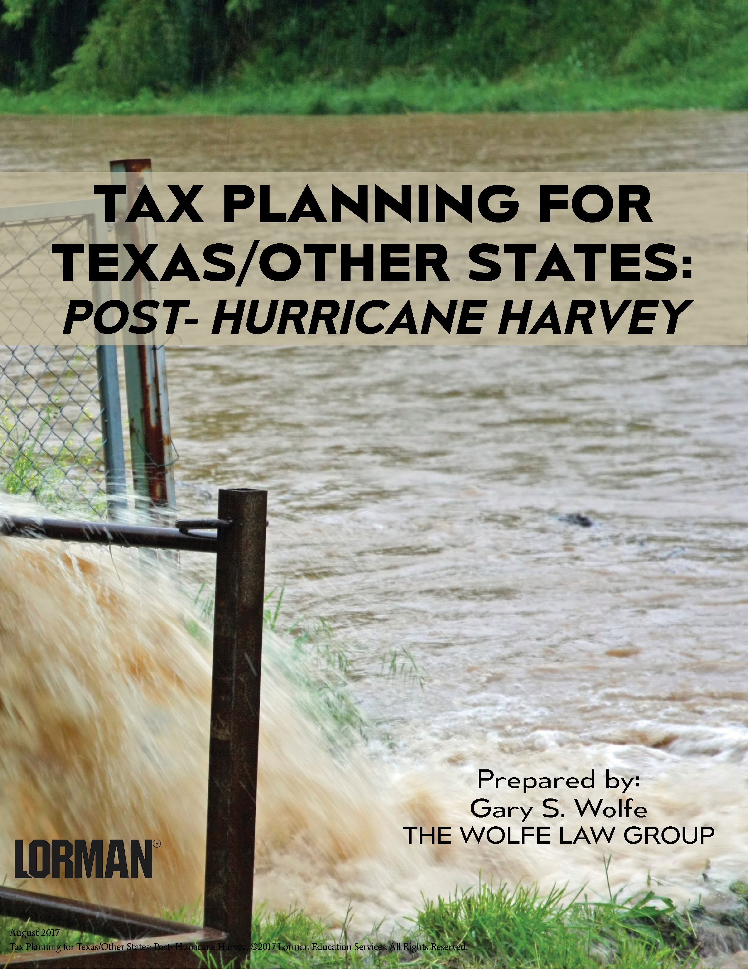 Tax Planning for Texas/Other States - Post-Hurricane Harvey