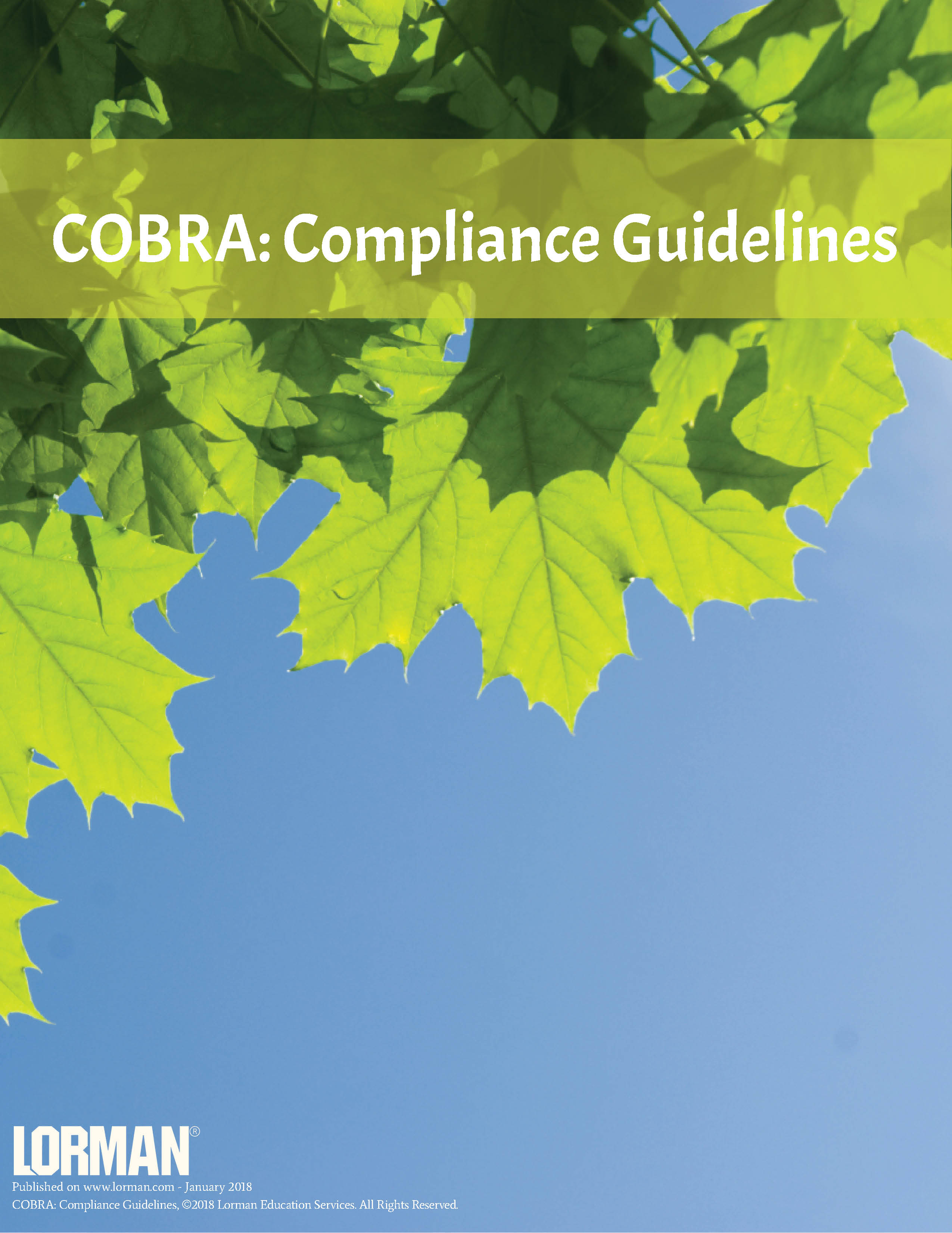 COBRA: Compliance Guidelines
