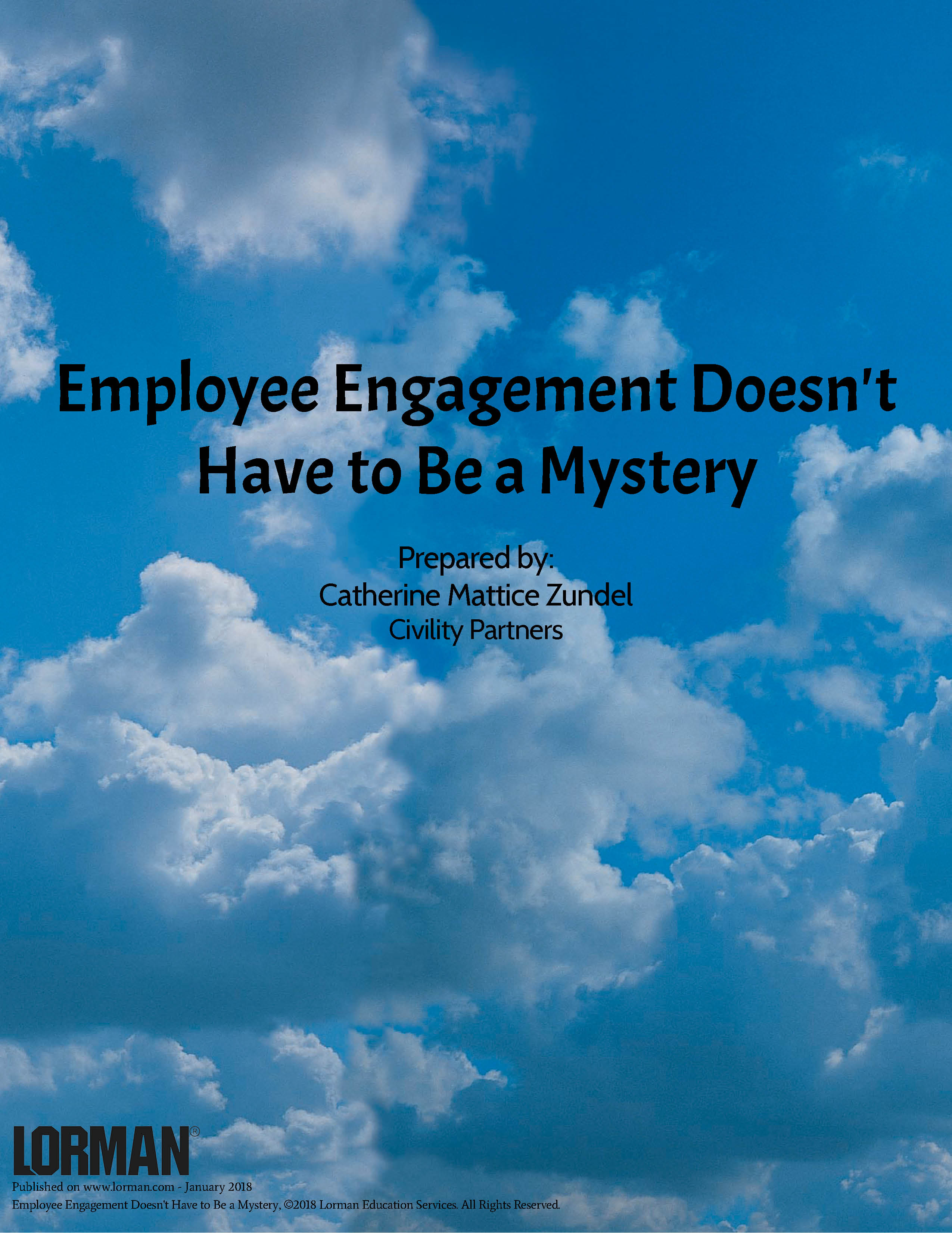 Employee Engagement Doesn't Have to Be a Mystery
