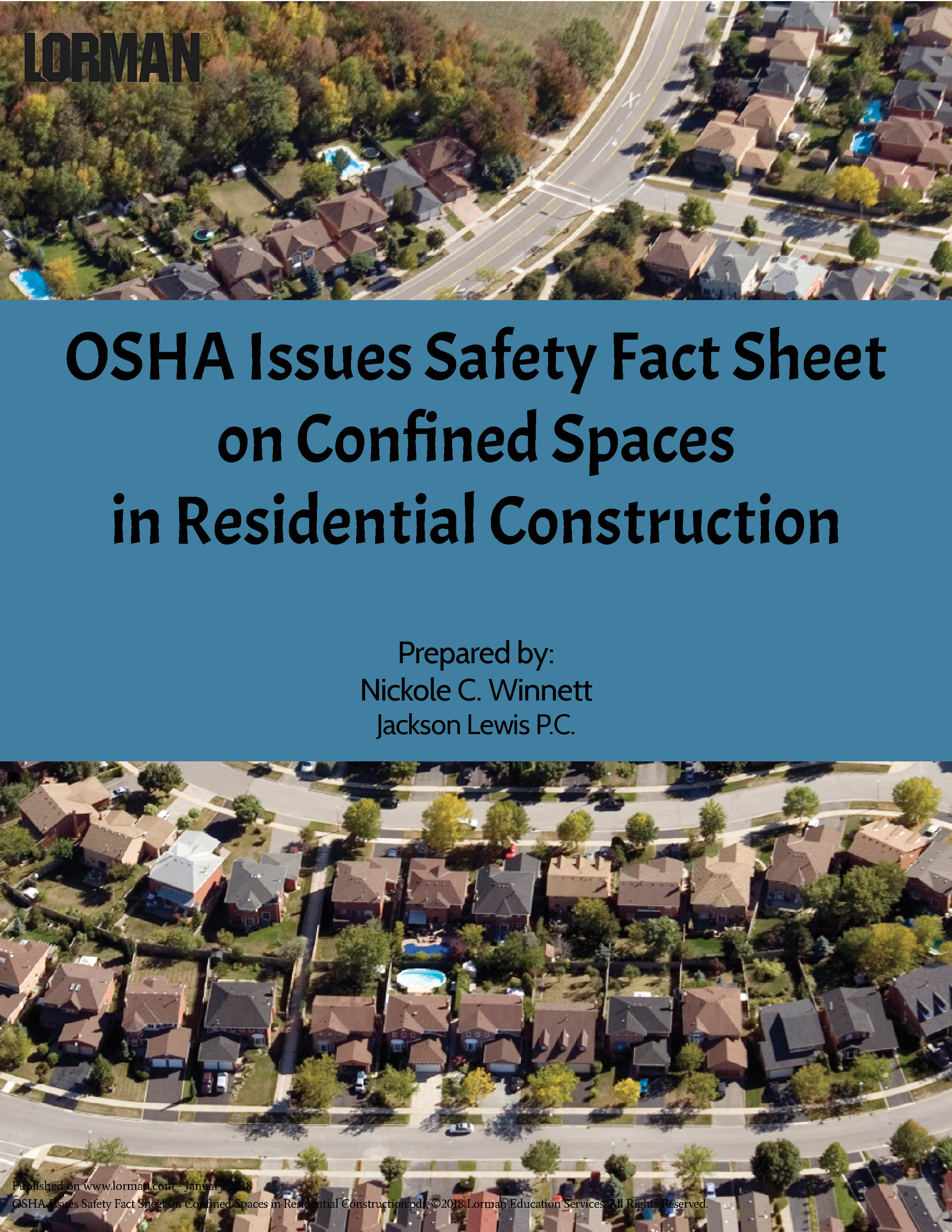 OSHA Issues Safety Fact Sheet on Confined Spaces in