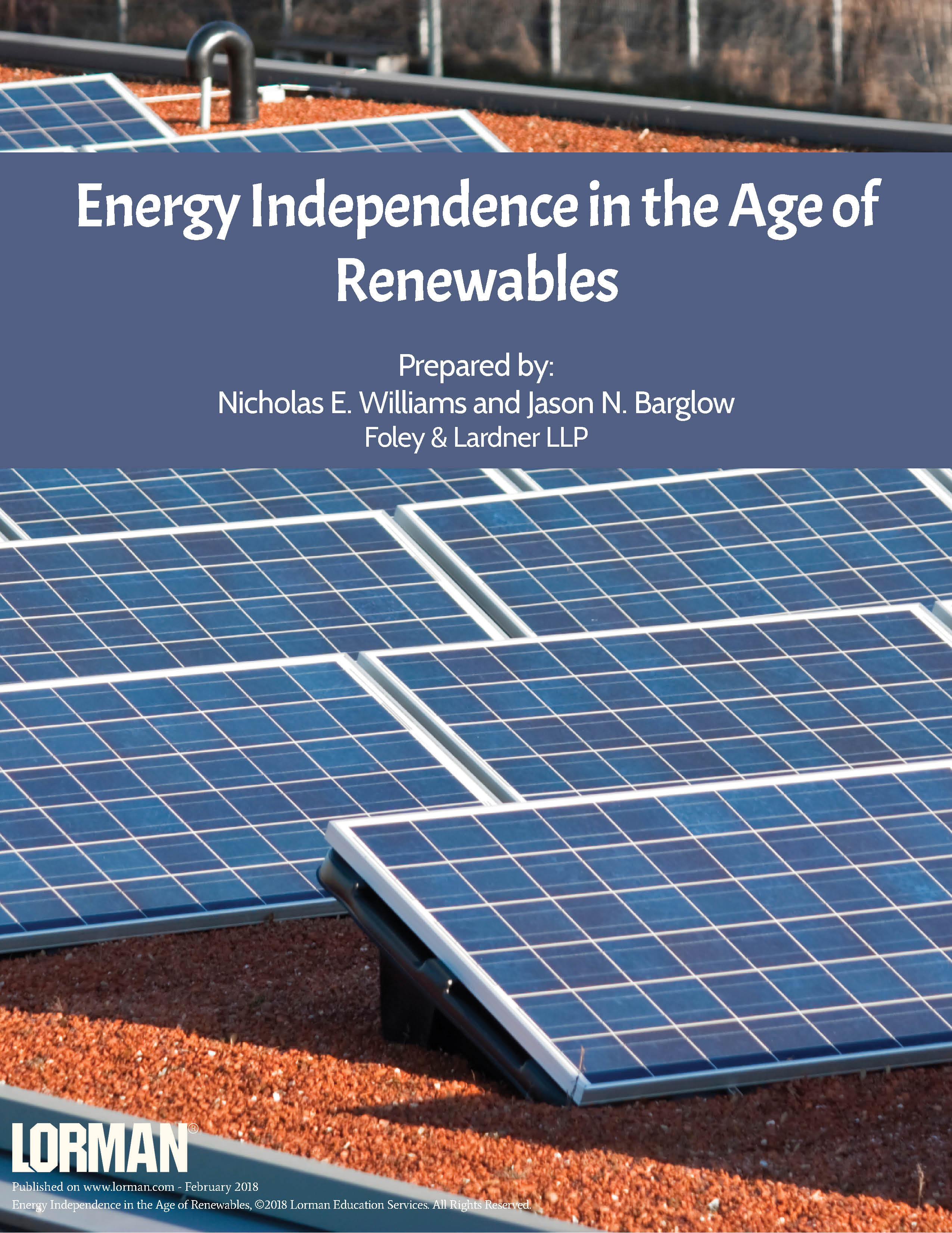 Energy Independence in the Age of Renewables