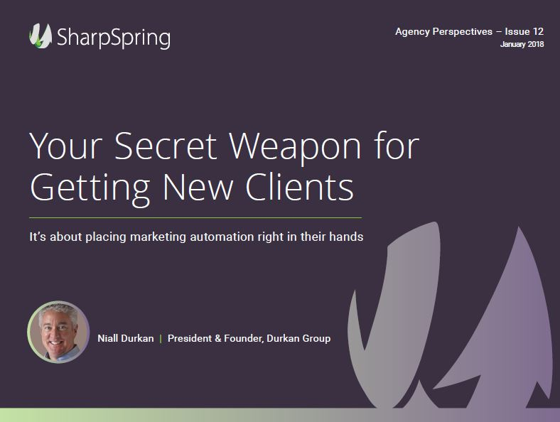 Your Secret Weapon to Sell Marketing Automation