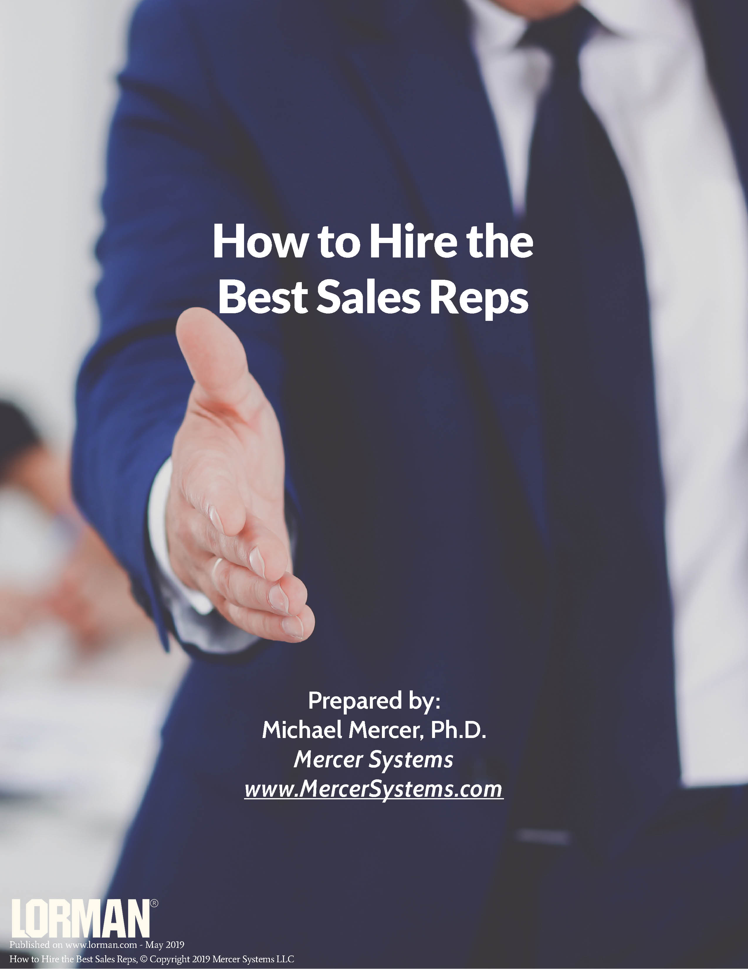How to Hire the Best Sales Reps