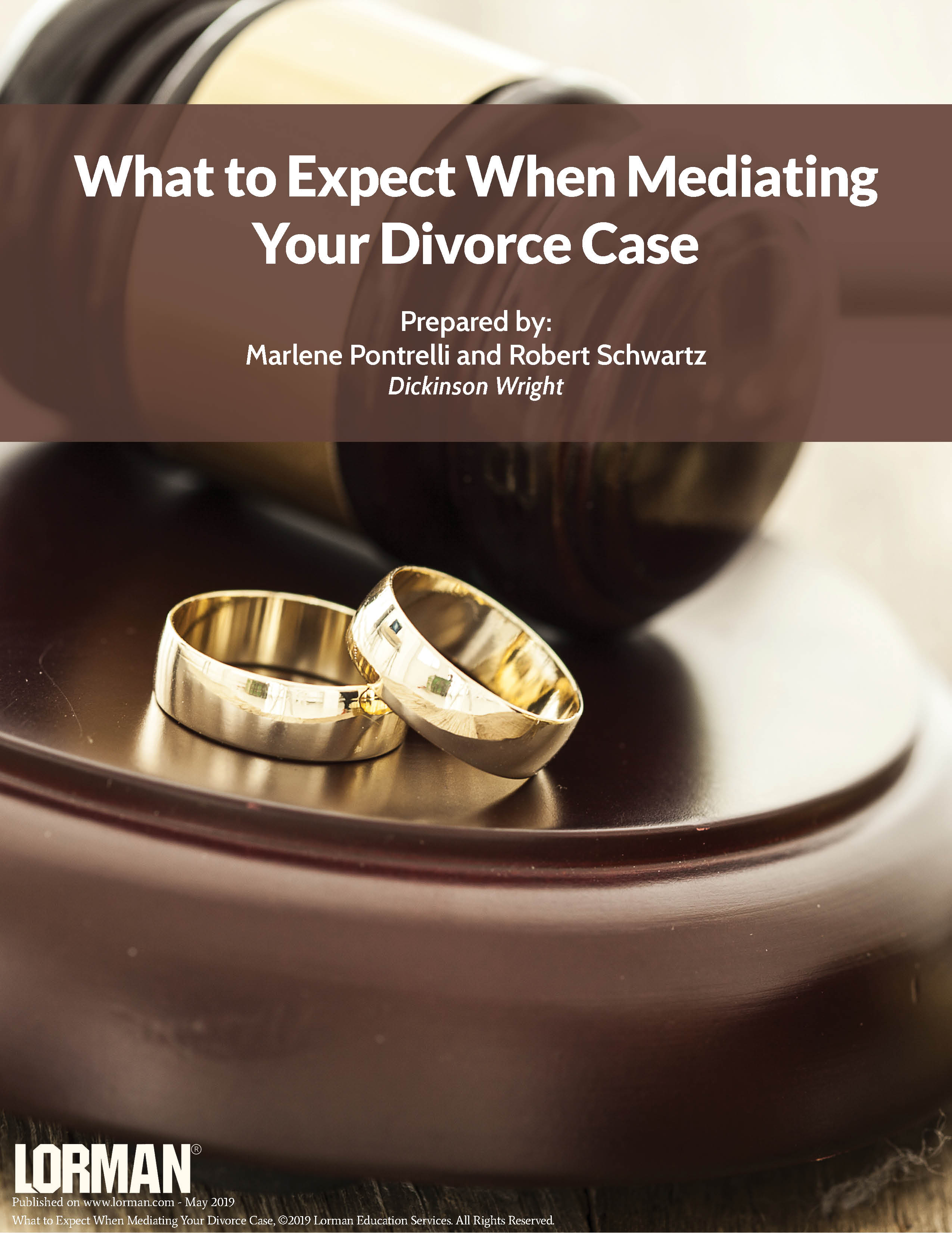 What to Expect When Mediating Your Divorce Case