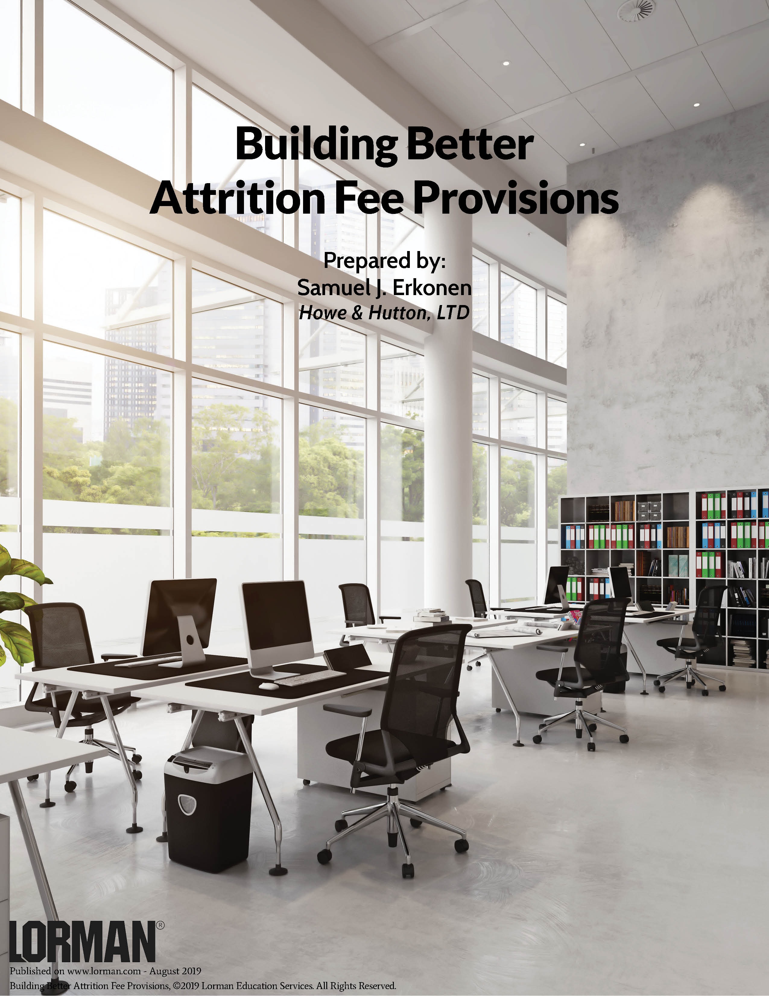 Building Better Attrition Fee Provisions