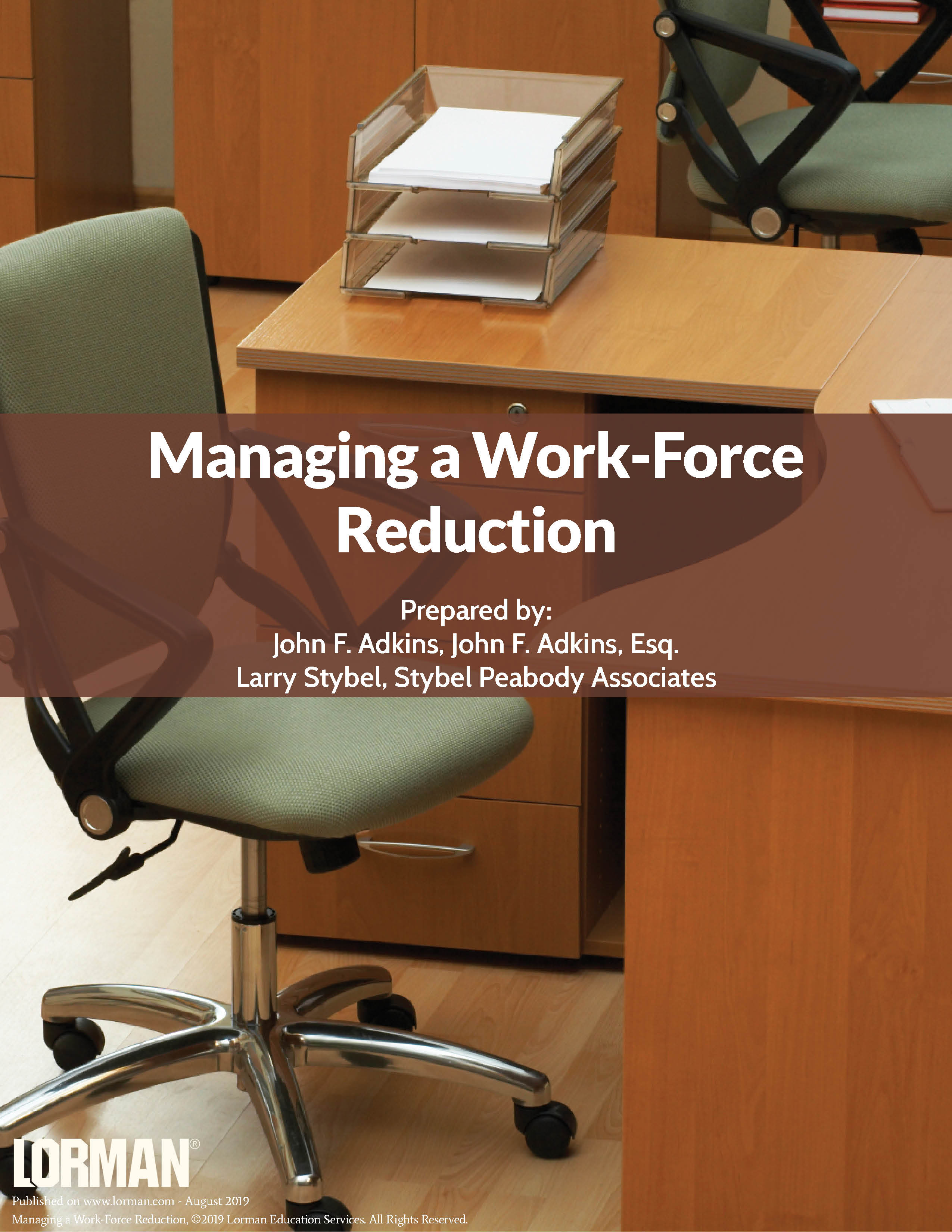 Managing a Work-Force Reduction