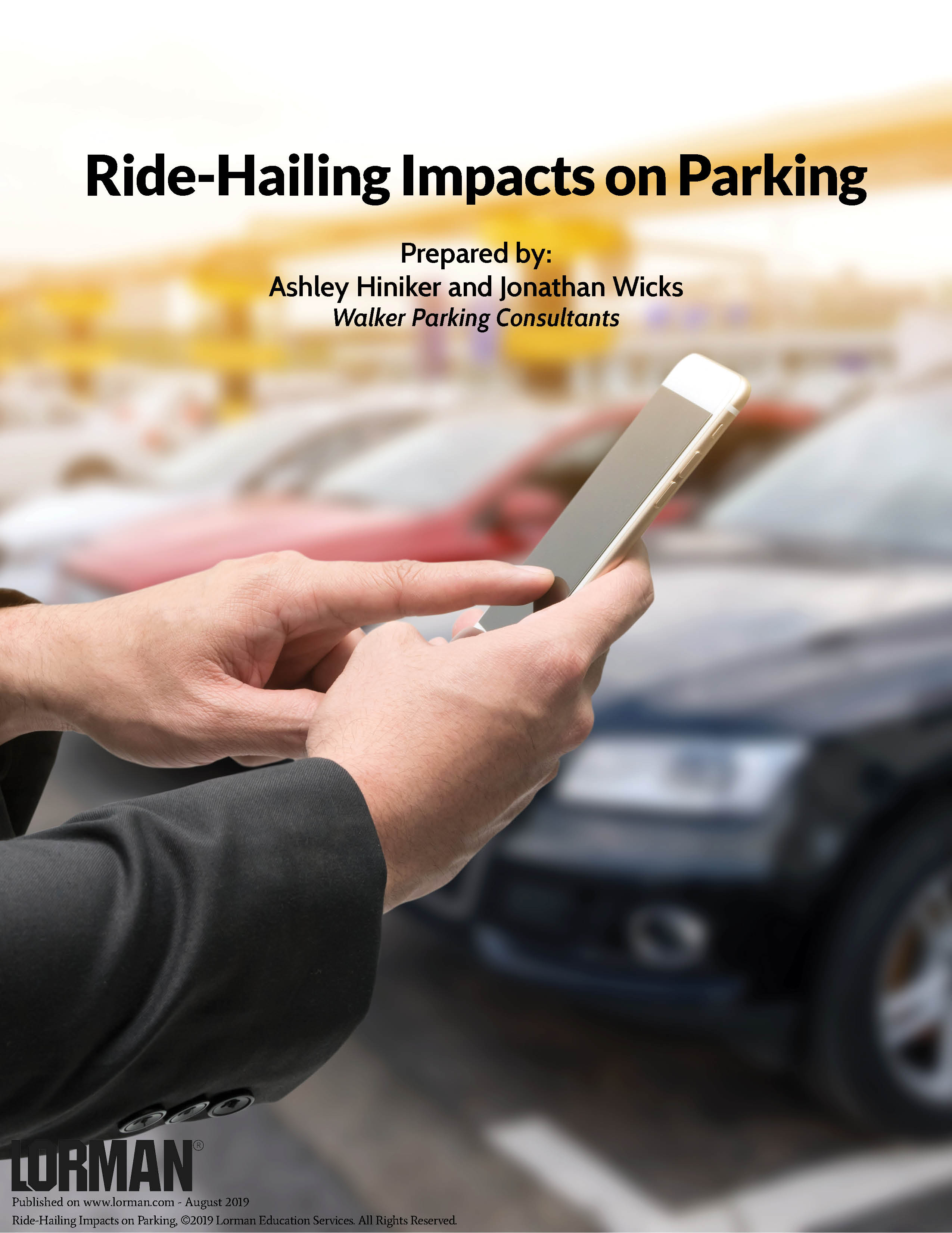 Ride-Hailing Impacts on Parking