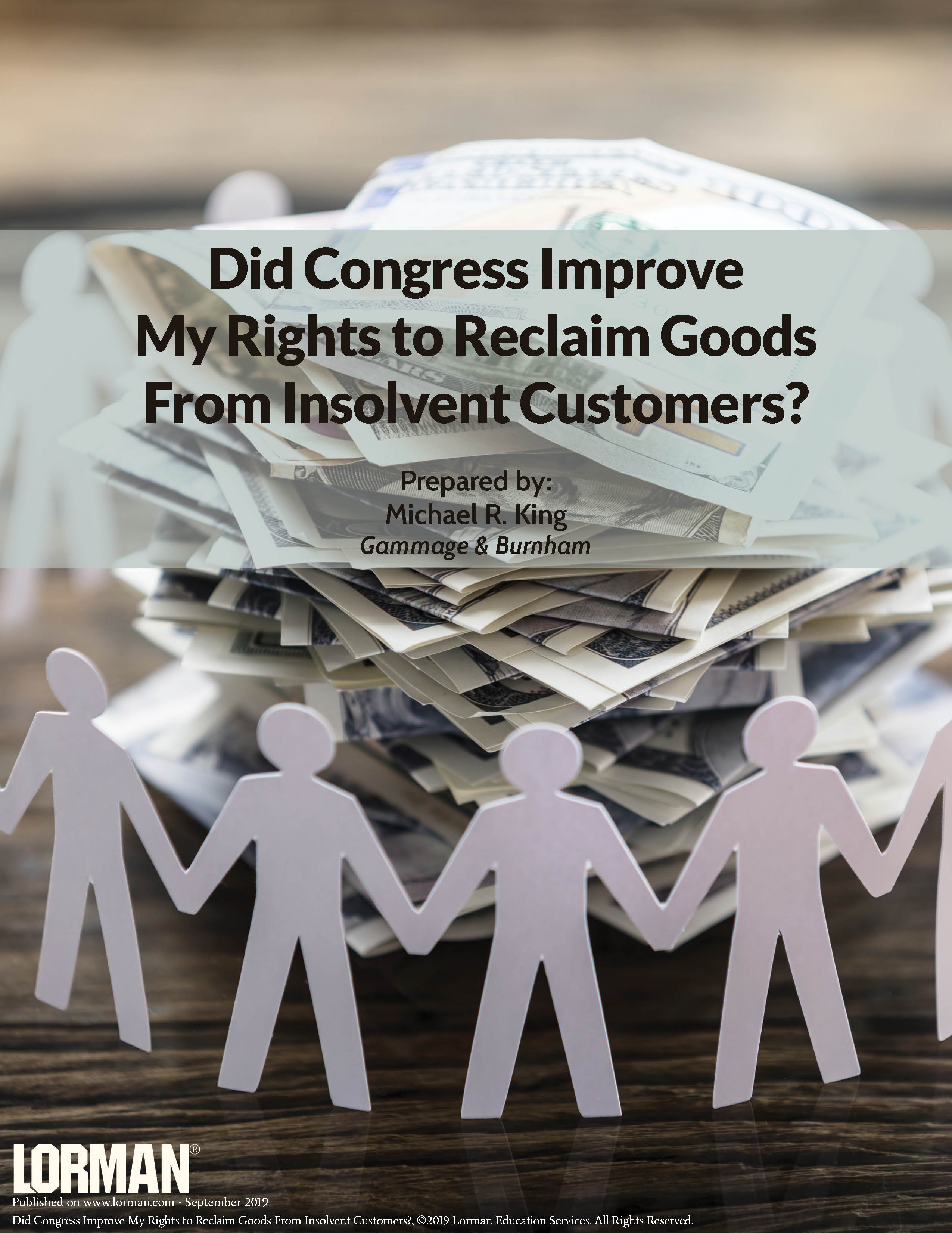 Did Congress Improve My Rights to Reclaim Goods From Insolvent Customers?