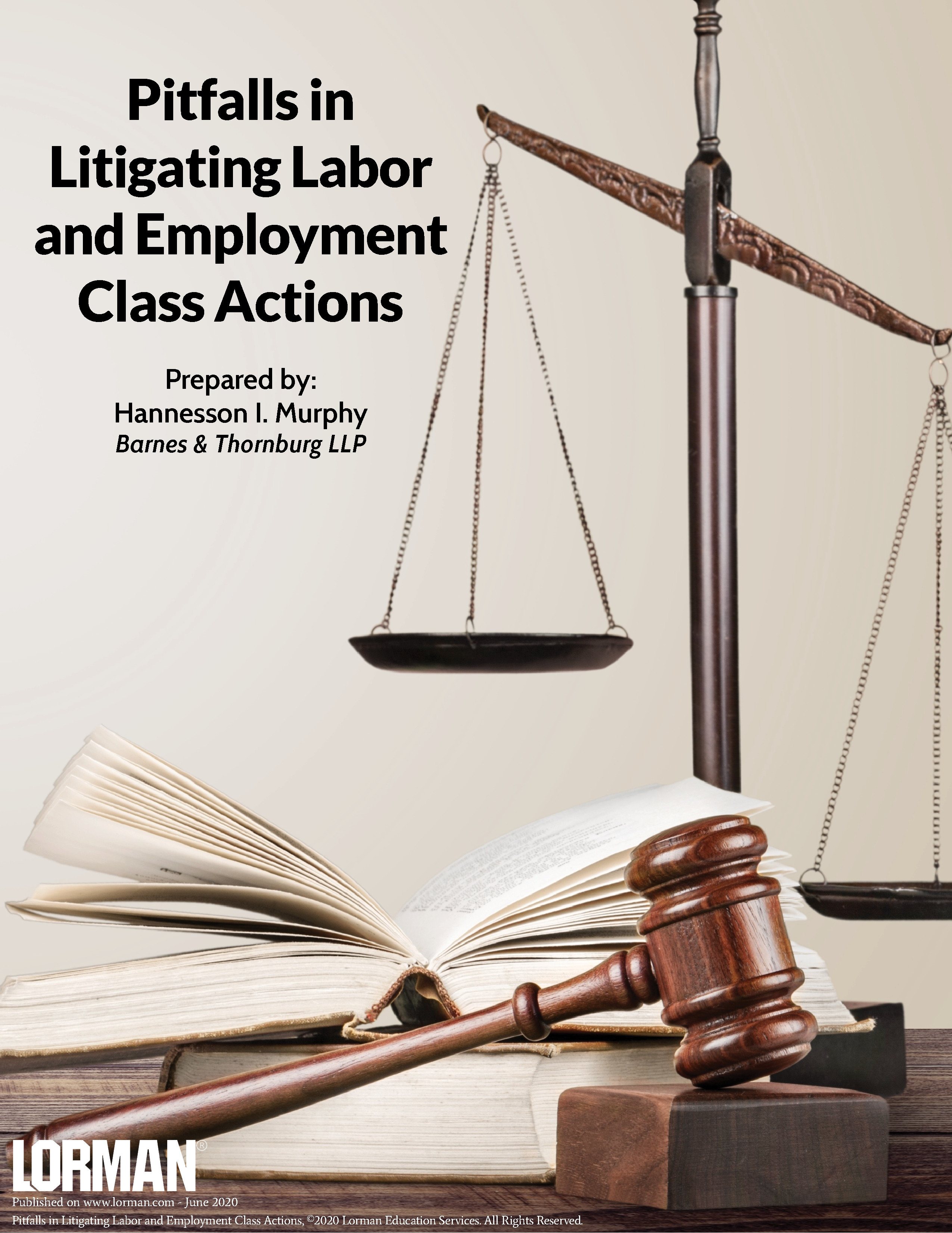 Pitfalls in Litigating Labor and Employment Class Actions