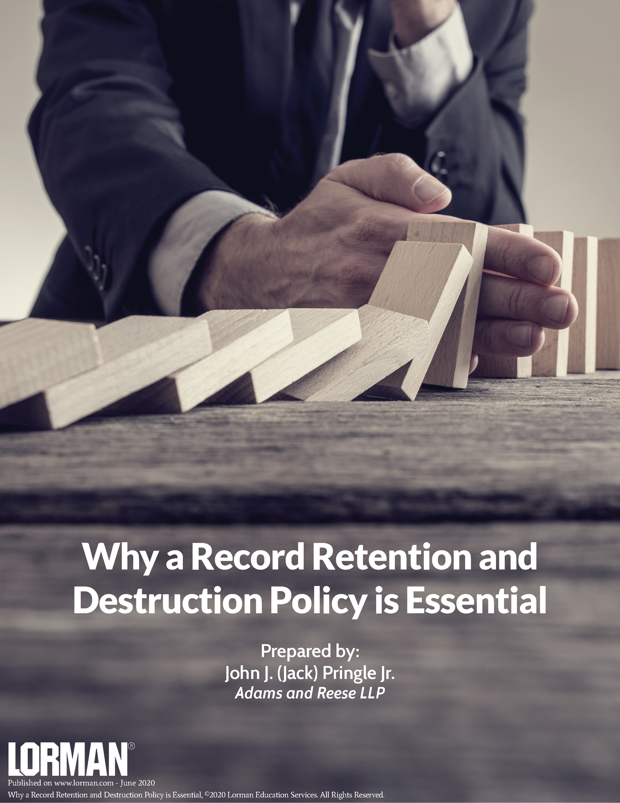 Why a Record Retention and Destruction Policy is Essential