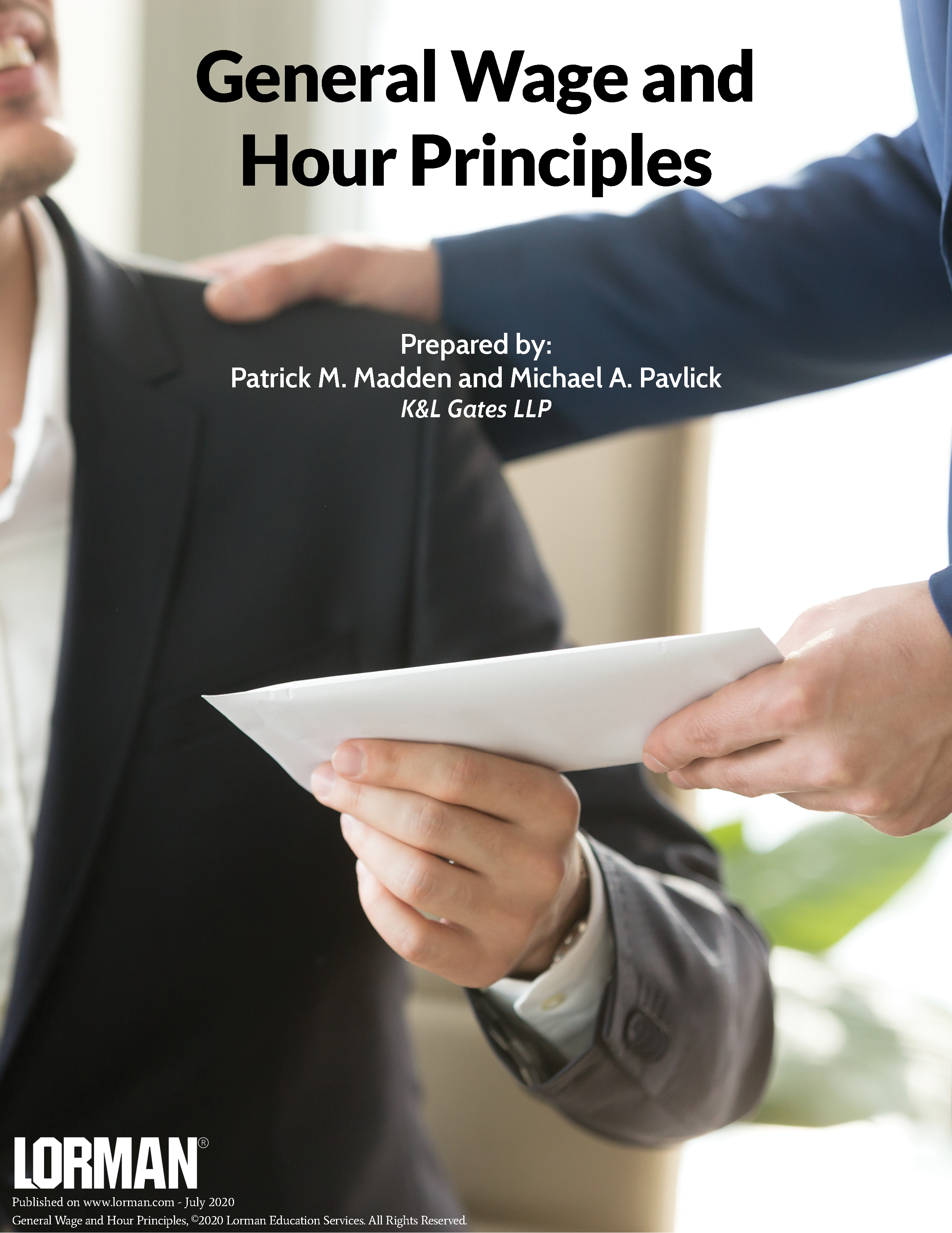 General Wage and Hour Principles