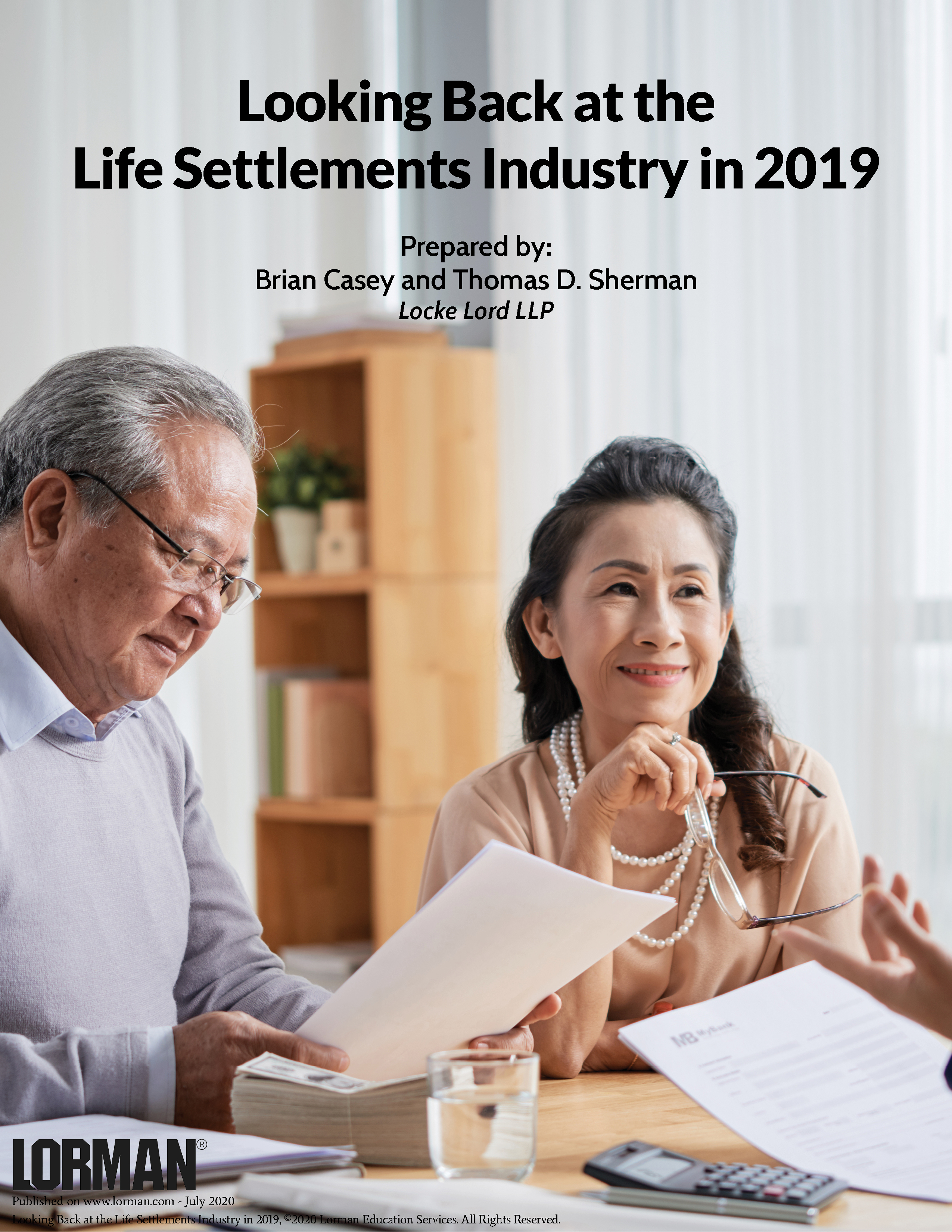 Looking Back at the Life Settlements Industry in 2019