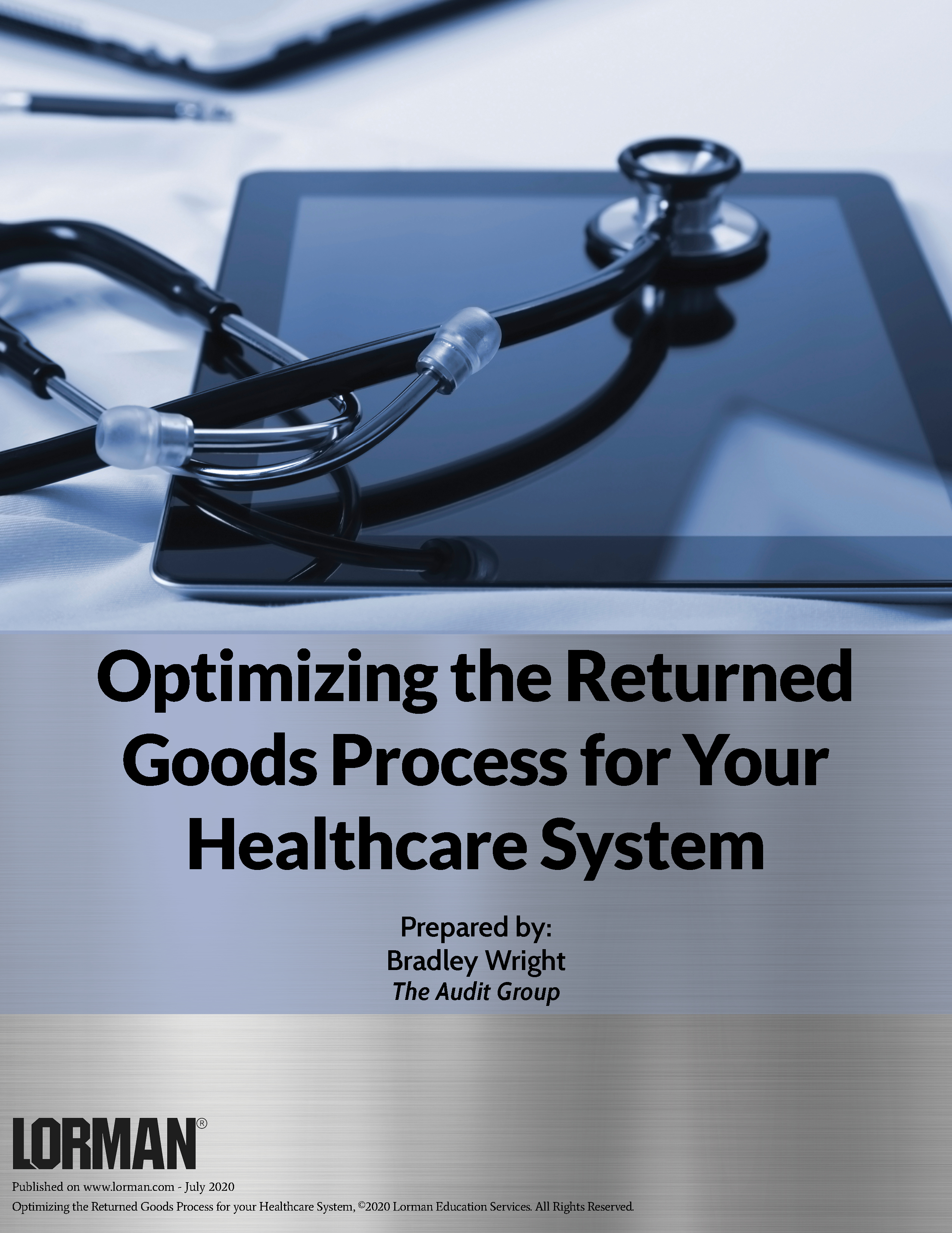 Optimizing the Returned Goods Process for Your Healthcare System