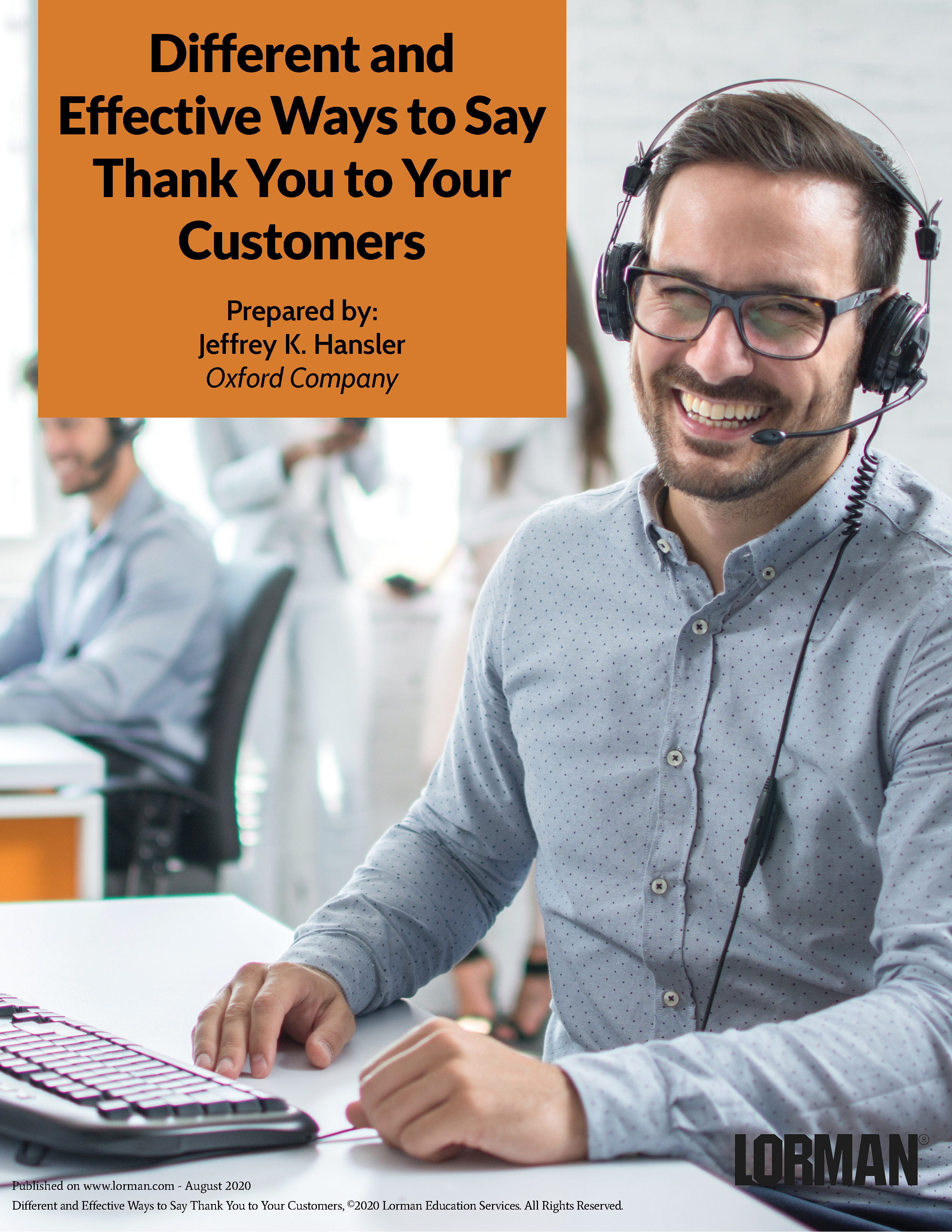 Different and Effective Ways to Say Thank You to Your Customers