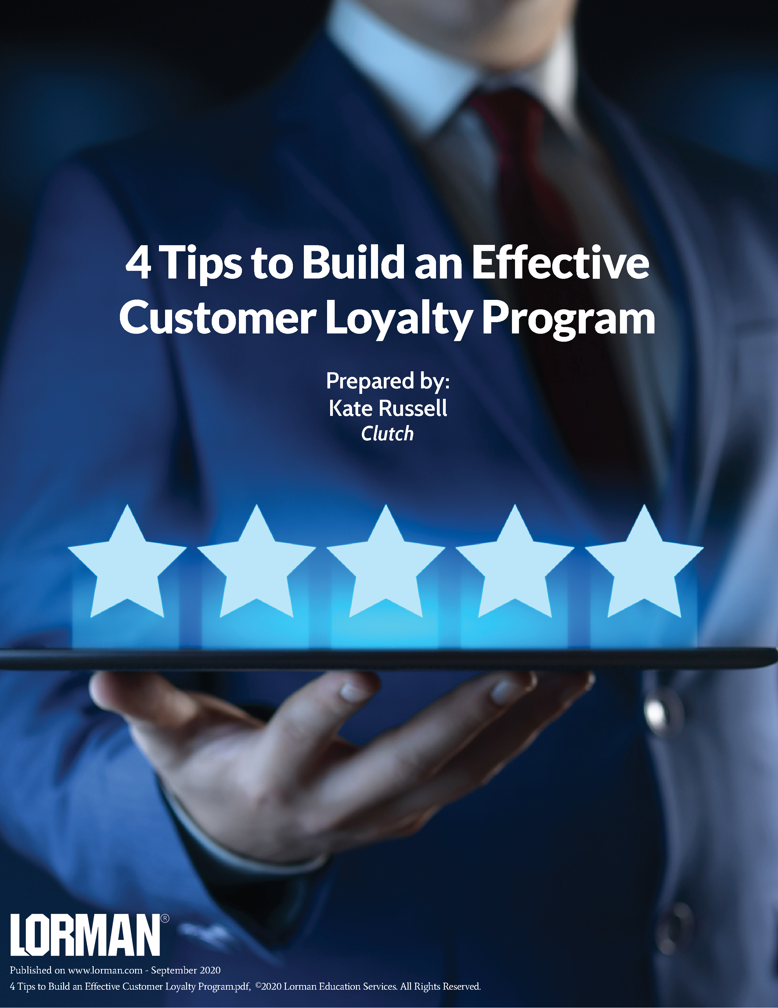4 Tips to Build an Effective Customer Loyalty Program