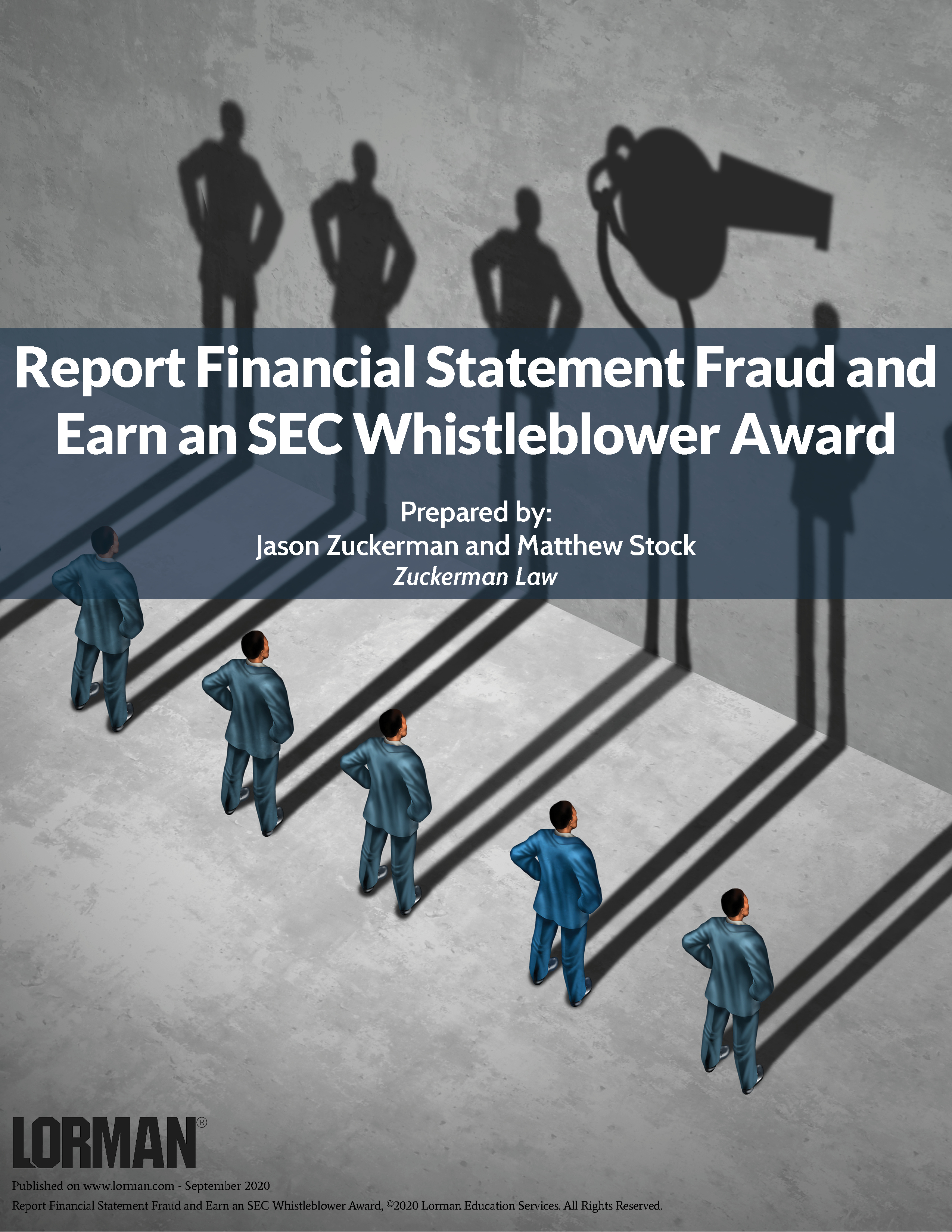 Report Financial Statement Fraud and Earn an SEC Whistleblower Award