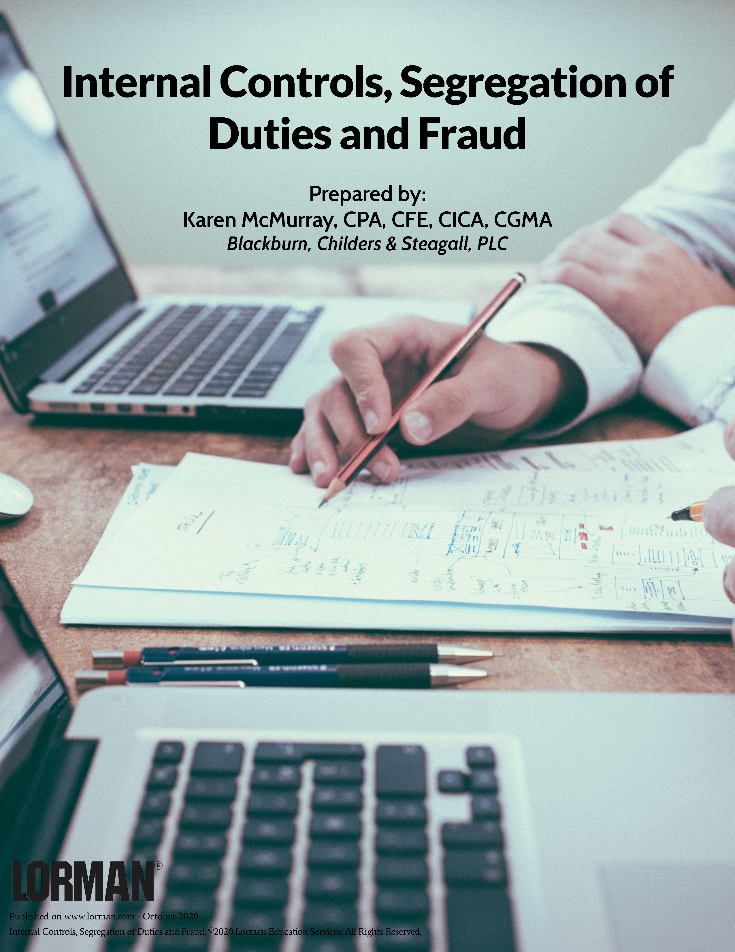 Internal Controls, Segregation of Duties and Fraud