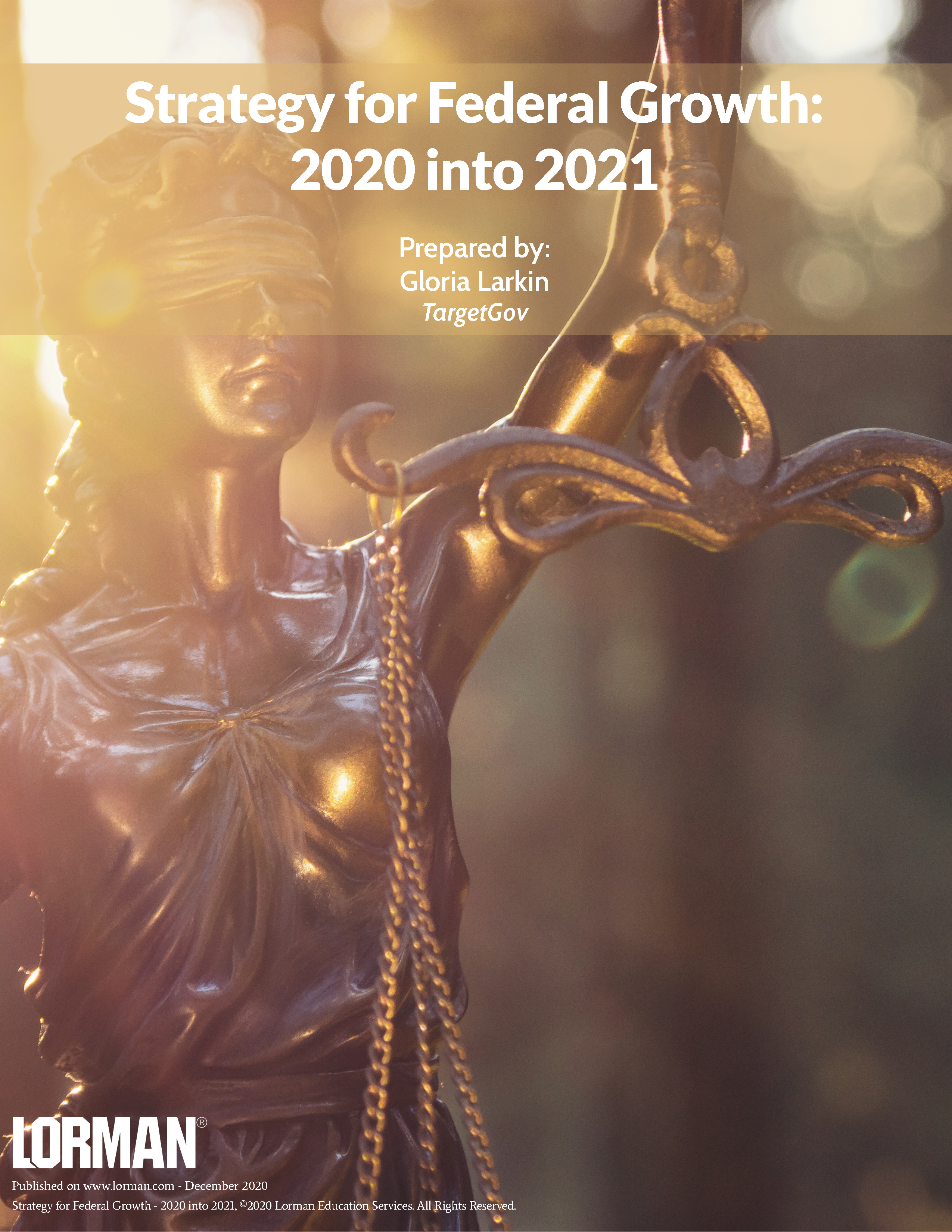 Strategy for Federal Growth - 2020 into 2021