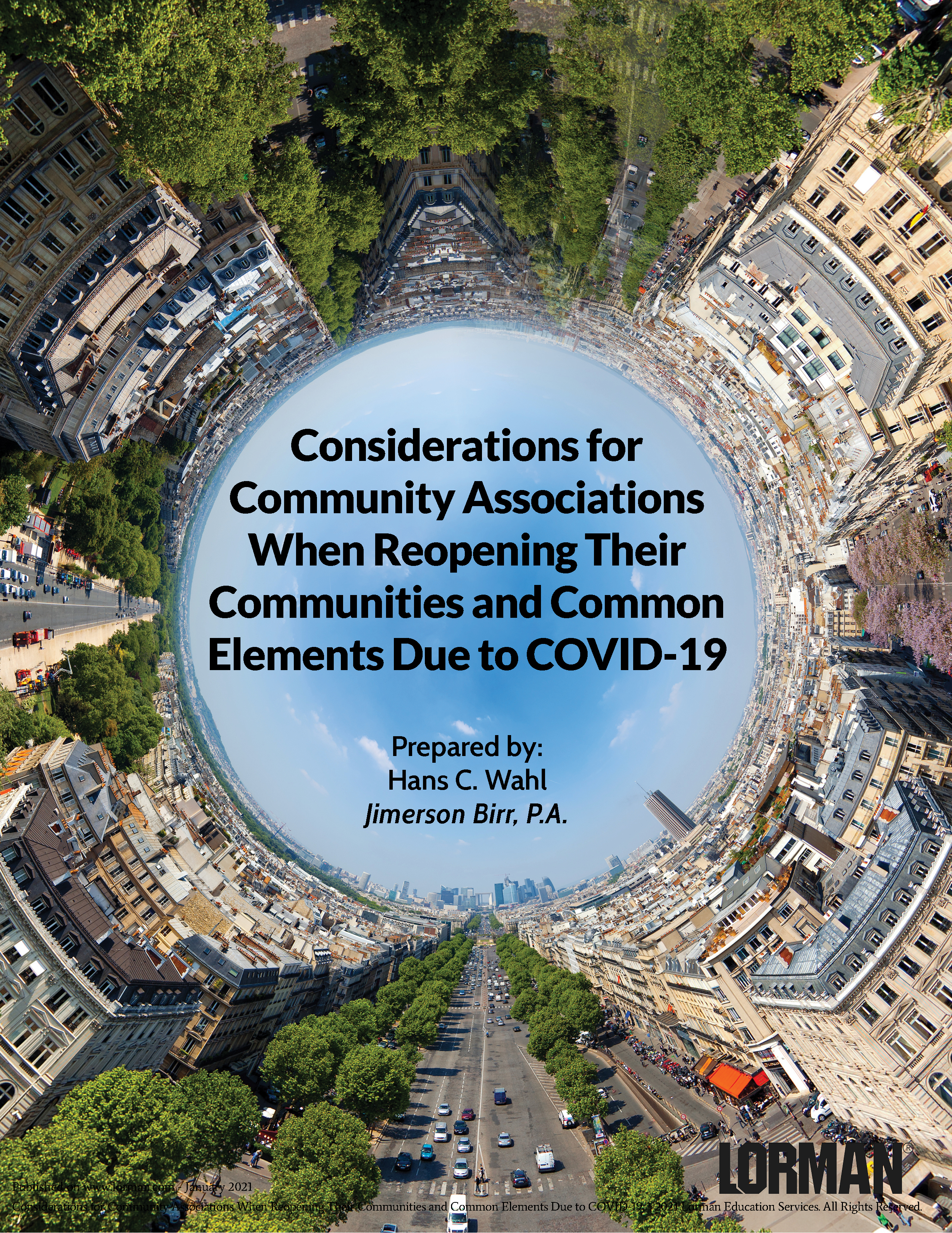 Considerations for Community Associations When Reopening Their Communities