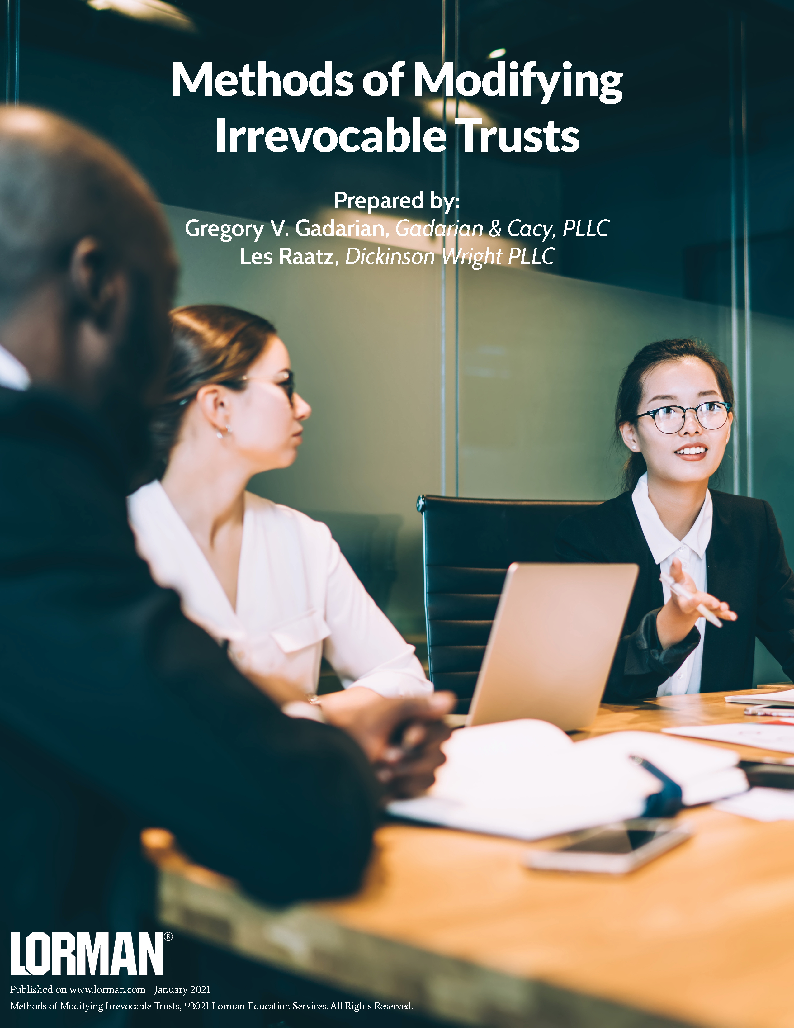 Methods of Modifying  Irrevocable Trusts
