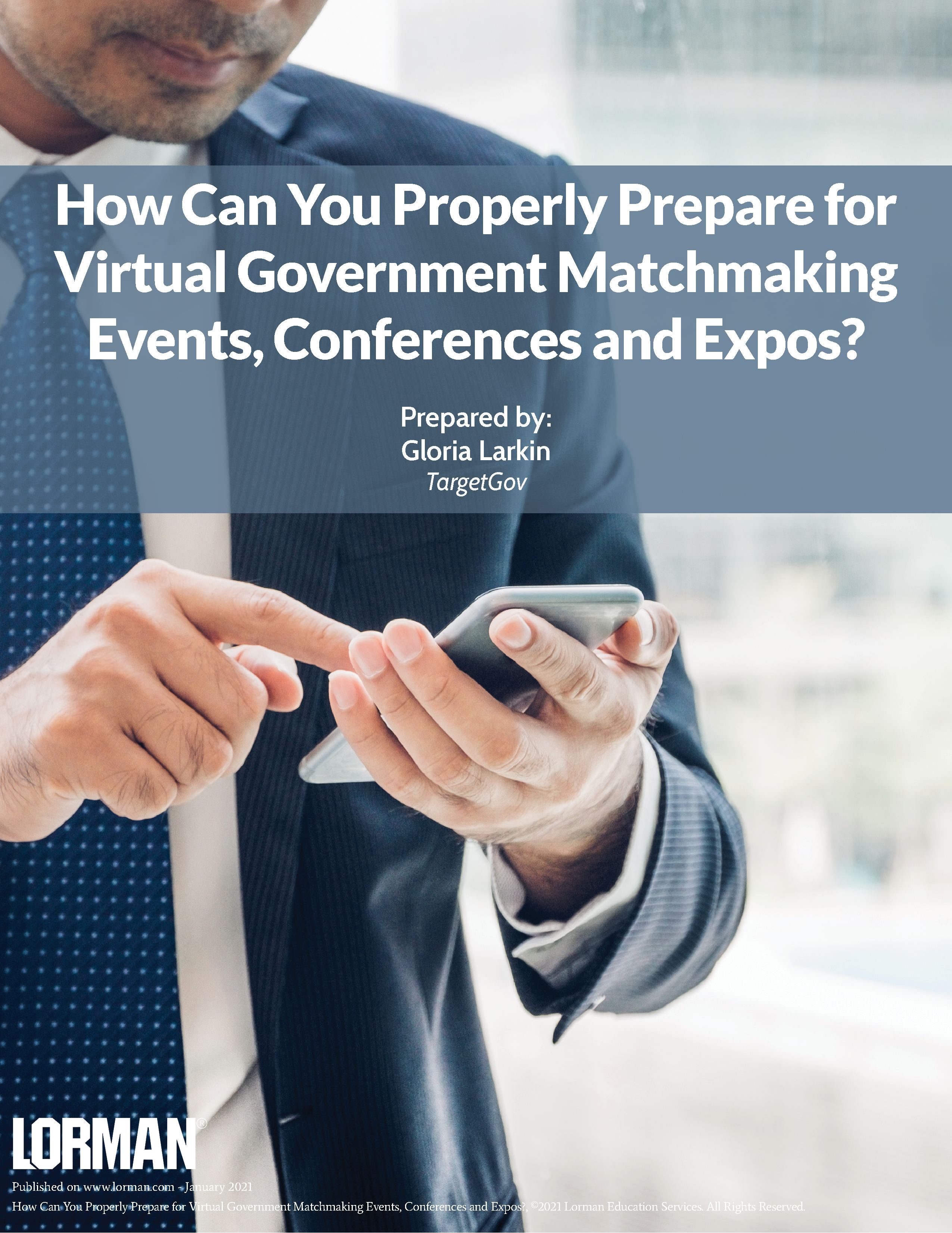 How Can You Properly Prepare for Virtual Government Matchmaking Events, Conferences and Expos?