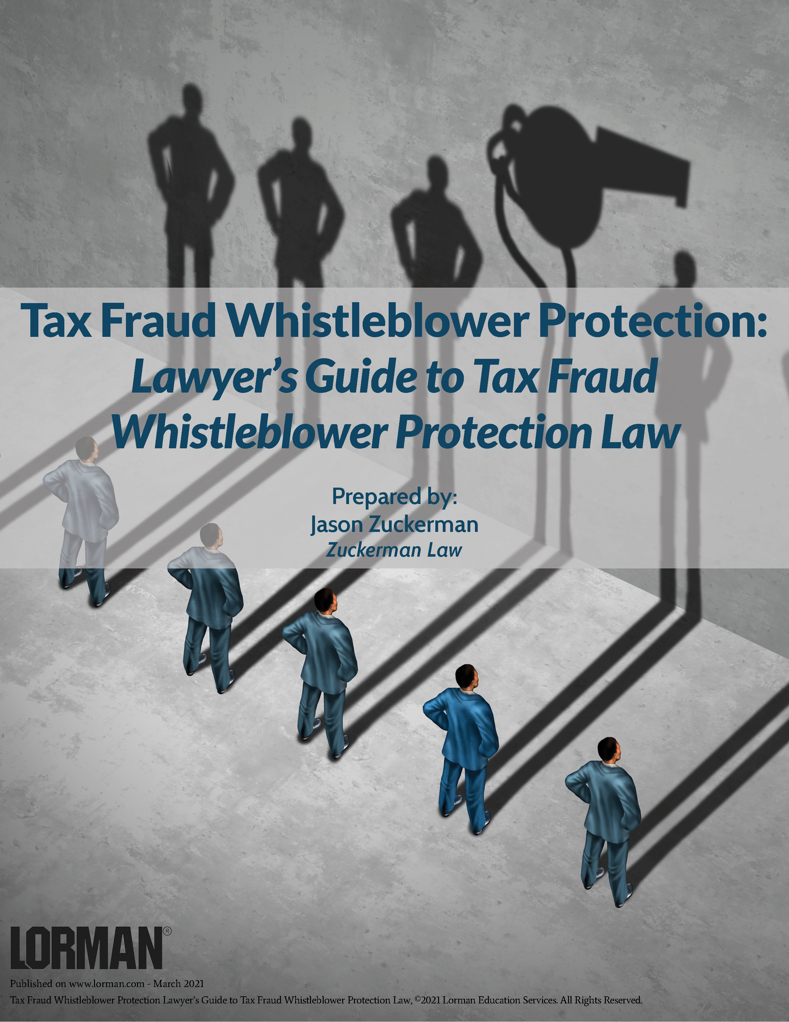 Tax Fraud Whistleblower Protection