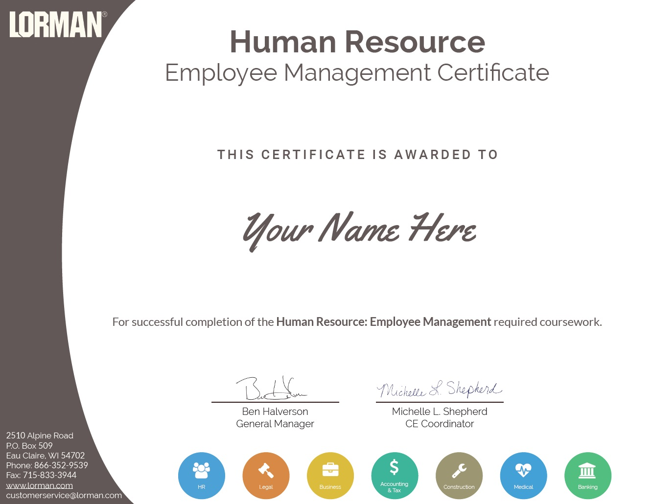 Human Resource: Employee Management