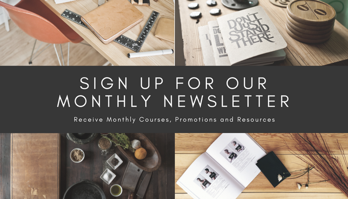 Sign up for Free Newsletter